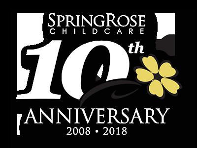 Sprinrose Childcare 10th Anniversary